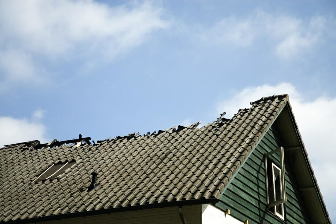 Clayton Roof repair