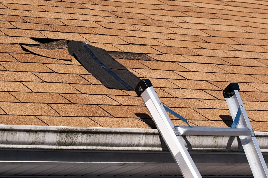 emergency roofing with Clayton Roofing Service