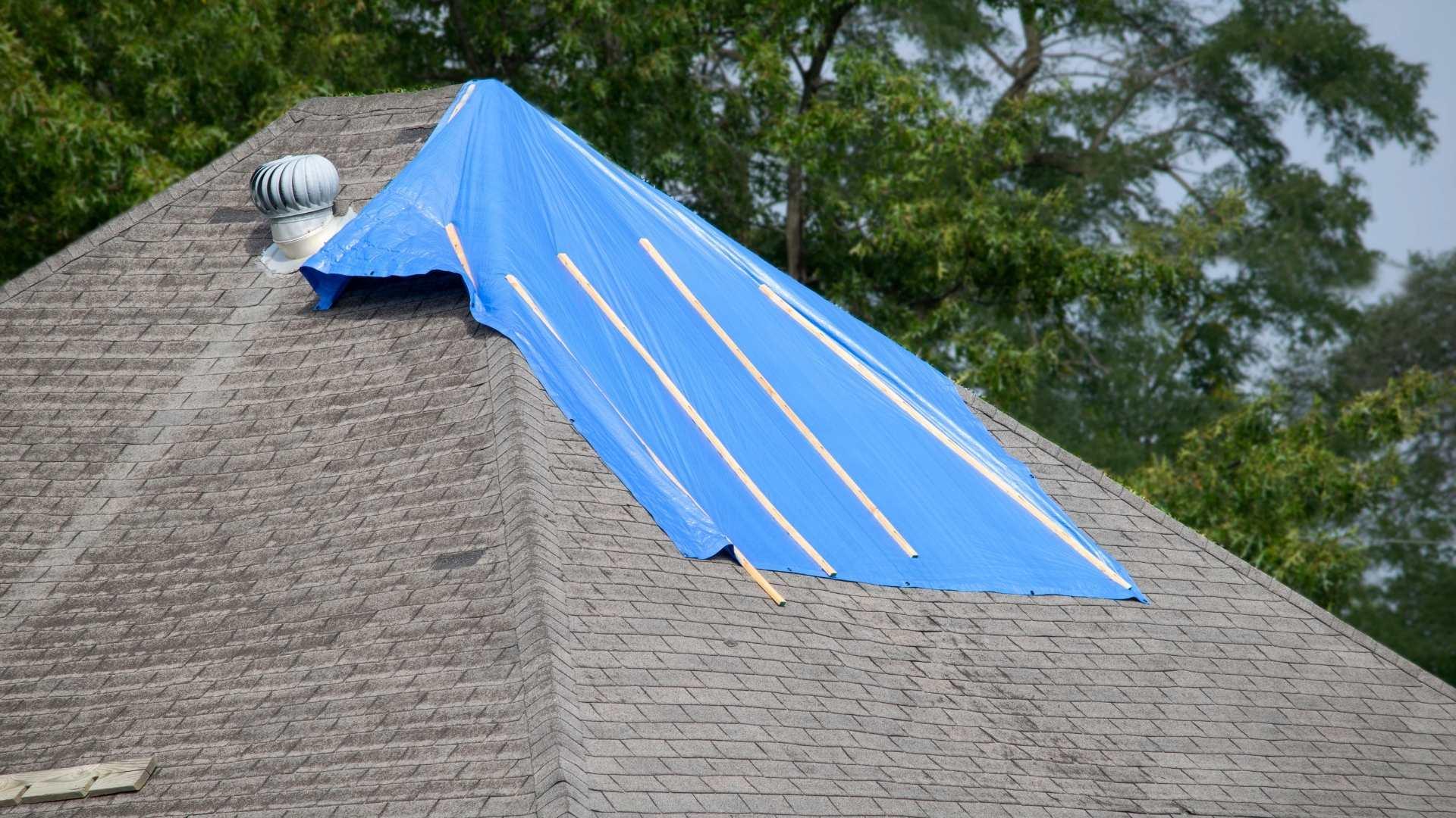 emergency roof repair near me